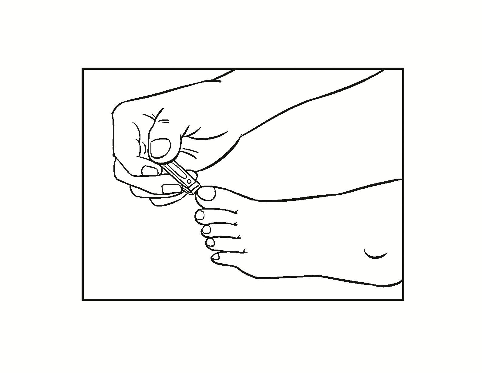 怎样进行足部护理