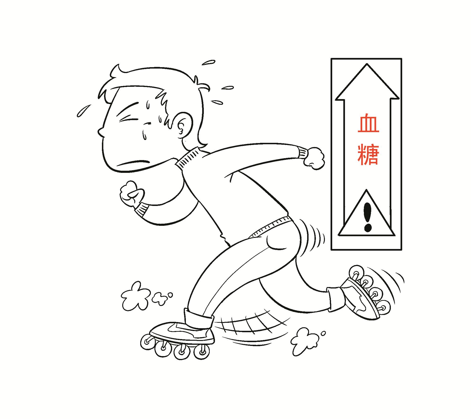 为什么运动的同时要注重血糖