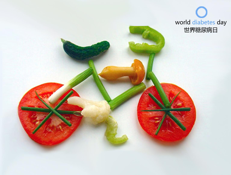 健康生活与糖尿病