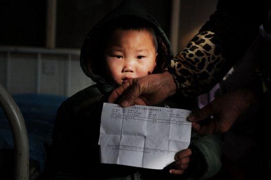 儿童血铅超标