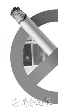 三手烟危害婴幼儿健康 易引起急性哮喘 支气管炎