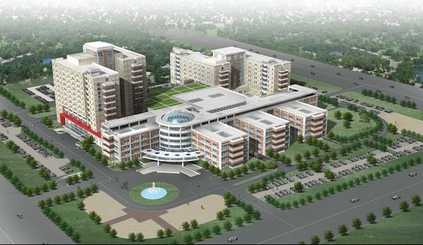 运城市中心医院(原:运城地区人民医院)